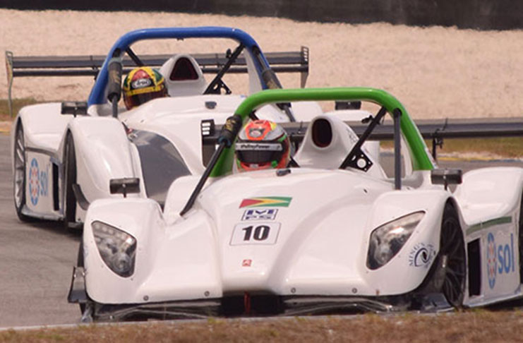 Calvin Ming confirmed for Radical SR3 Caribbean Cup Finale